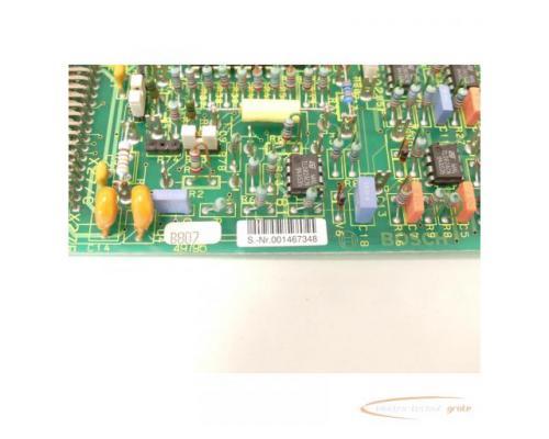 Bosch 1070075020-101 Regelkarte SN:001467348 - Bild 6