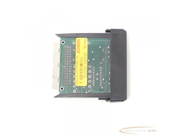 Bosch 054665-202401 / 054665-101203 Regelkarte - 4