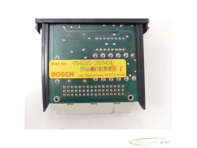 Bosch 054665-202401 / 054665-101203 Regelkarte - 5