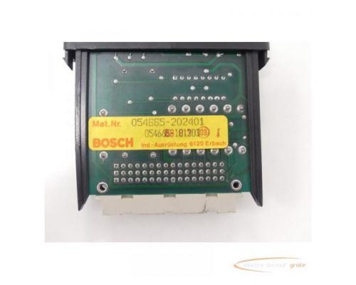 Bosch 054665-202401 / 054665-101203 Regelkarte - Bild 5