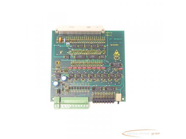 Bosch 047832-304401 / 047832-303303 Optionskarte - 3