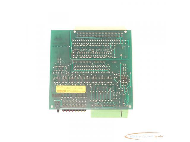 Bosch 047832-304401 / 047832-303303 Optionskarte - 4