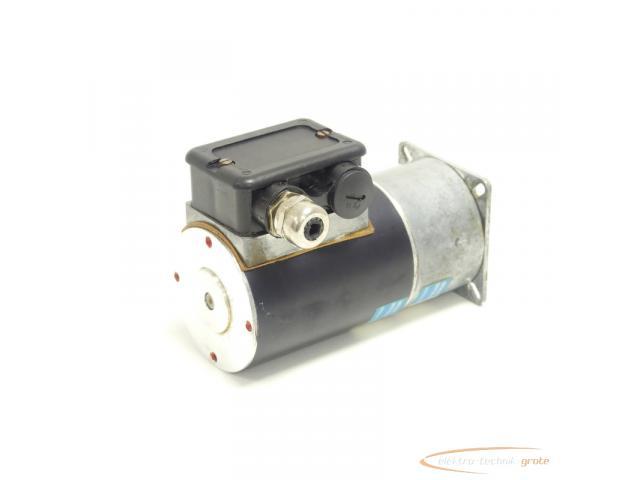 Neckar Motoren KD644Z00002702/IP44 Motor + Z67 Getriebe SN:528188 - 2