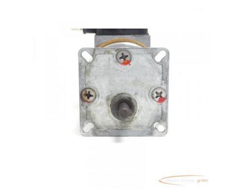 Neckar Motoren KD644Z00002702/IP44 Motor + Z67 Getriebe SN:528188 - Bild 3