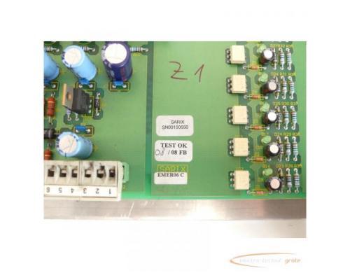 SARIX ID 501014 AXIS SN:00100550 für Microfor HP4-EDM posalux - Bild 6