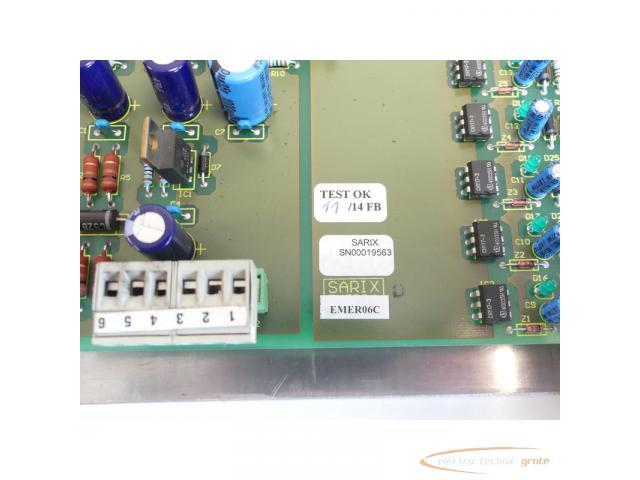 SARIX ID 501014 AXIS SN:00019563 für Microfor HP4-EDM posalux - 6