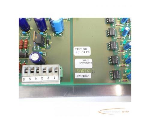 SARIX ID 501014 AXIS SN:00019563 für Microfor HP4-EDM posalux - Bild 6