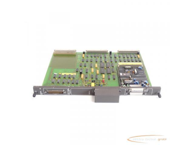 Bosch CNC NC-SPS 056581-105401 Modul + 056687-103401 Optionskarte SN:231412 - 1