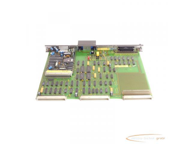 Bosch CNC NC-SPS 056581-105401 Modul + 056687-103401 Optionskarte SN:231412 - 2