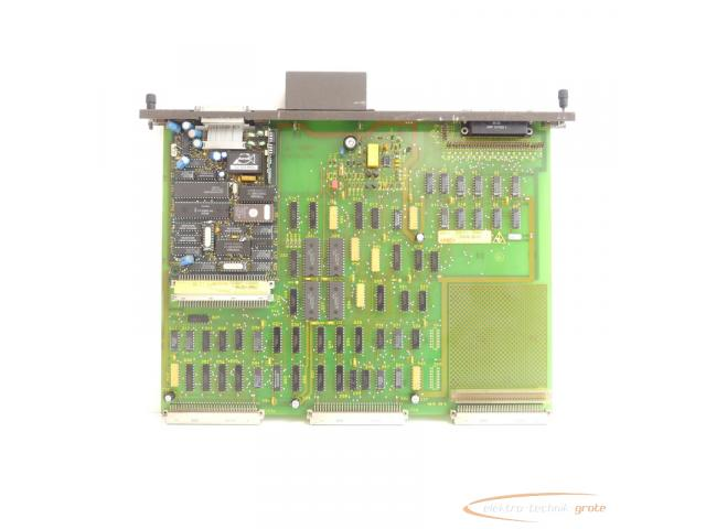 Bosch CNC NC-SPS 056581-105401 Modul + 056687-103401 Optionskarte SN:231412 - 3