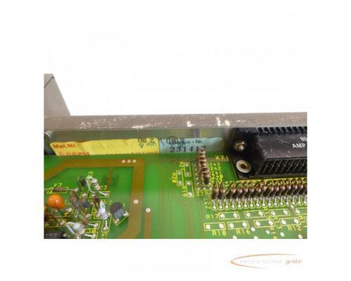 Bosch CNC NC-SPS 056581-105401 Modul + 056687-103401 Optionskarte SN:231412 - Bild 6