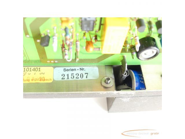 Bosch CNC NS-SPS 056581-105401 Modul + 056737-102401 Optionskarte SN:215207 - 6