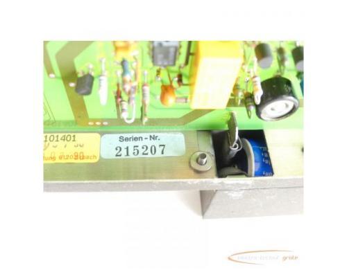 Bosch CNC NS-SPS 056581-105401 Modul + 056737-102401 Optionskarte SN:215207 - Bild 6