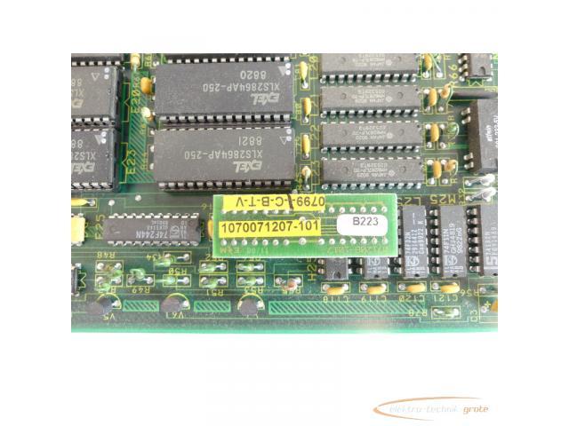Bosch CNC MEM 3 1070054197-113 EPROM-Modul SN:002556210 - 6
