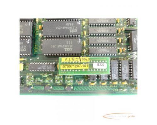 Bosch CNC MEM 3 1070054197-113 EPROM-Modul SN:002556210 - Bild 6