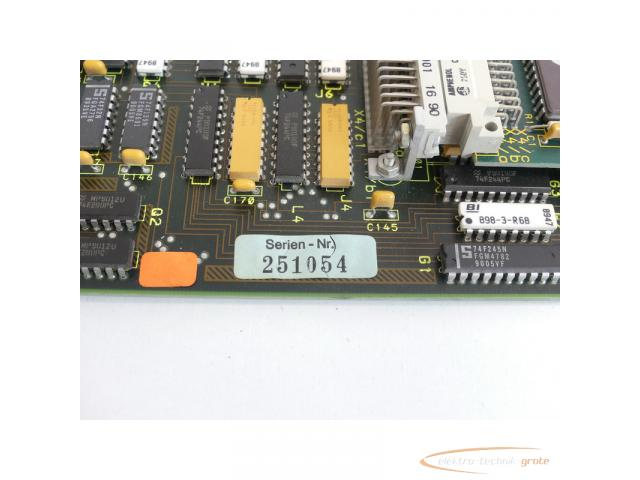 Bosch CNC MEM 3 054197-108401 EPROM-Modul SN:251054 - 6