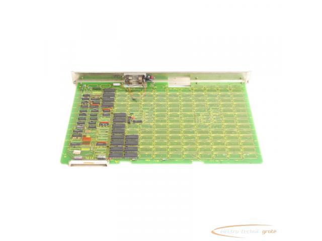 Siemens MS122 / MS 122-D 03 Board SN:1229 - 2