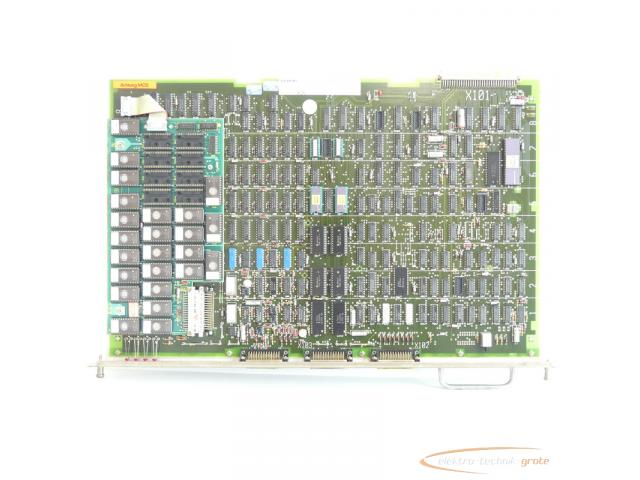 Siemens MS100 / MS 101 F Board E-Stand 1 SN:101143 - 3