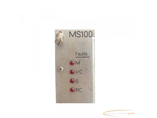Siemens MS100 / MS 101 F Board E-Stand 1 SN:101143 - 5