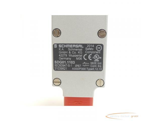 Schmersal SDG01.1103 Sicherheitsschalter mit getrenntem Betätiger - 4