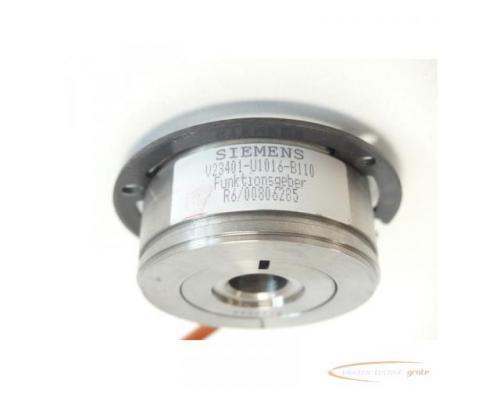 Siemens V23401-U1016-B110 Funktionsgeber SN:R6/00806285 - Bild 4