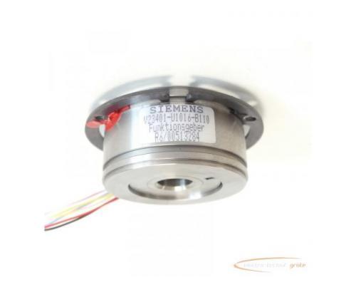 Siemens V23401-U1016-B110 Funktionsgeber SN:R6/00513284 - Bild 4