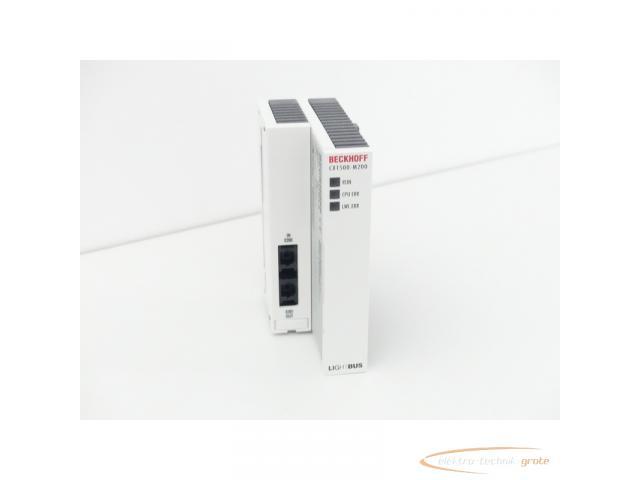 Beckhoff CX1500-M200 Modul Serien Nr. 997 24V DC max. 4A - 1