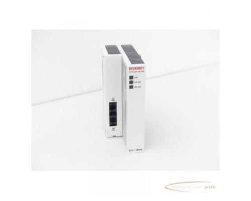 Beckhoff CX1500-M200 Modul Serien Nr. 997 24V DC max. 4A - Bild 1