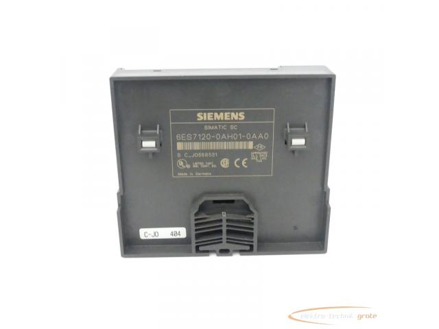 Siemens TB16 SC 6ES7120-0AH01-0AA0 Simatic SC Terminalblock - 4