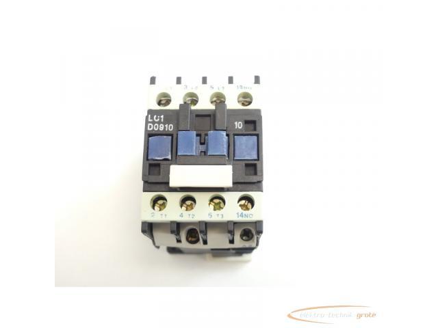 Delixi Group CJX2-093 / LC1-D0910 Leistungsschütz 220V - 5
