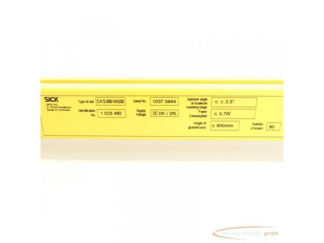 Sick C41S-0601AA300 C4000 Micro Sender Id.Nr. 1 023462 SN:10370944 - 6