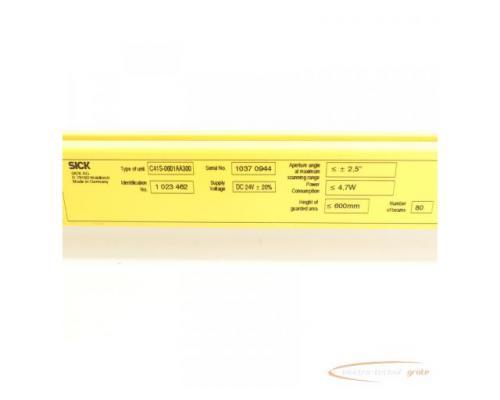 Sick C41S-0601AA300 C4000 Micro Sender Id.Nr. 1 023462 SN:10370944 - Bild 6