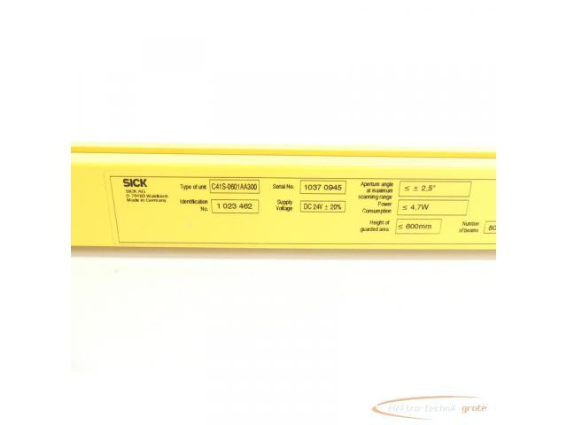 Sick C41S-0601AA300 C4000 Micro Sender Id.Nr. 1 023462 SN:10370945 - 6