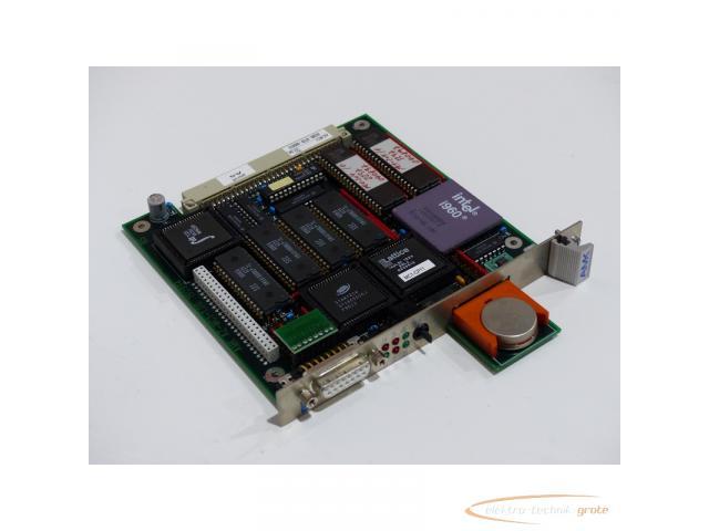 AMK AZ-MC1 Servo Controller Board Rev: 01.06 SN:45396-9729-690970 - 1