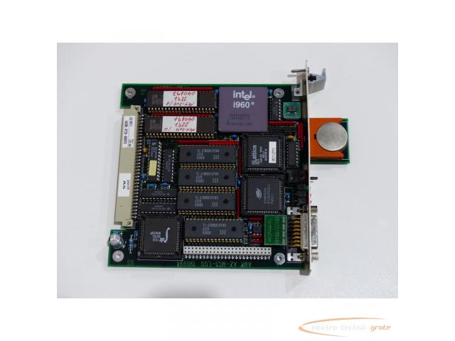 AMK AZ-MC1 Servo Controller Board Rev: 01.06 SN:45396-9729-690970 - 2