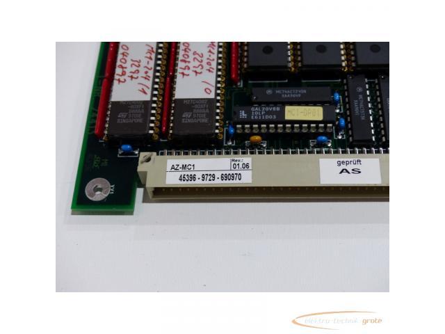 AMK AZ-MC1 Servo Controller Board Rev: 01.06 SN:45396-9729-690970 - 4