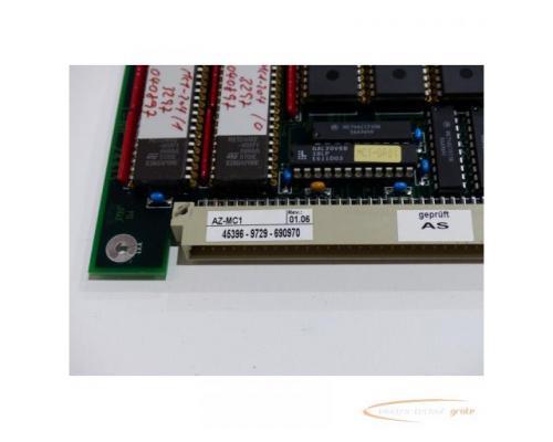 AMK AZ-MC1 Servo Controller Board Rev: 01.06 SN:45396-9729-690970 - Bild 4