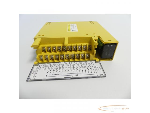 Fanuc A03B-0819-C114 Module AID16L No. N29620 - 3