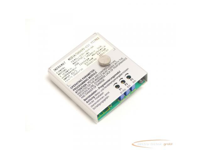 Indramat MOD14/1X0091-059 Programmiermodul SN:952902 - 1