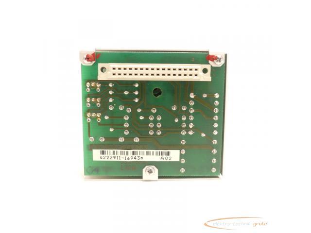 Indramat MOD14/1X022-010 Programmiermodul SN:950802 - 2