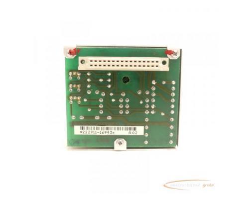 Indramat MOD14/1X022-010 Programmiermodul SN:950802 - Bild 2