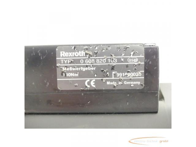 Rexroth 0 608 820 103 Meßwertgeber SN:991000020 - 5