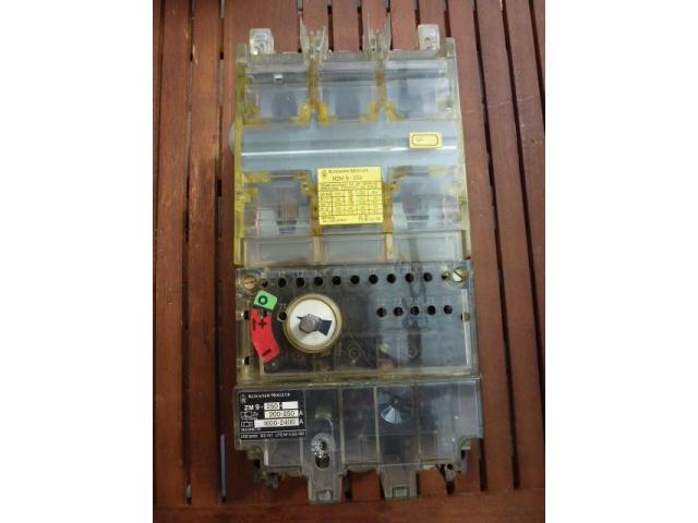 Leistungsschalter Lasttrennschalter NZM 9-250 mit Thermoelement ZM 9-250 - 1