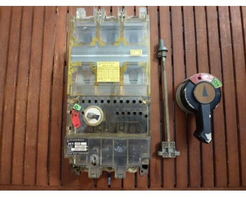 Leistungsschalter Lasttrennschalter NZM 9-250 mit Thermoelement ZM 9-250 - Bild 2
