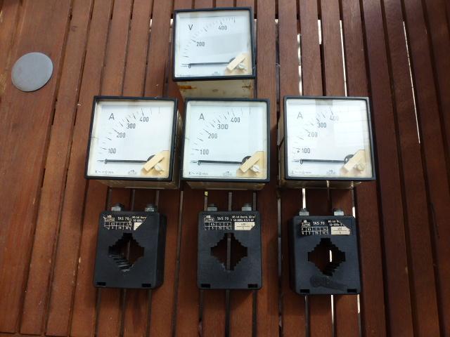 Leistungsschalter Lasttrennschalter NZM 9-250 mit Thermoelement ZM 9-250 - 5