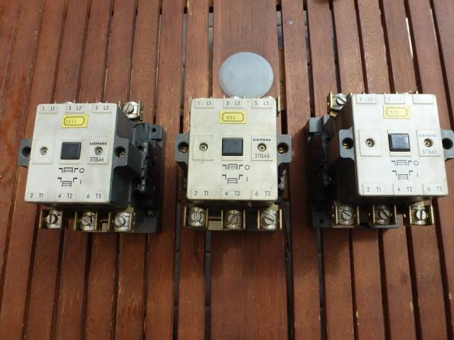Leistungsschalter Lasttrennschalter NZM 9-250 mit Thermoelement ZM 9-250 - 6