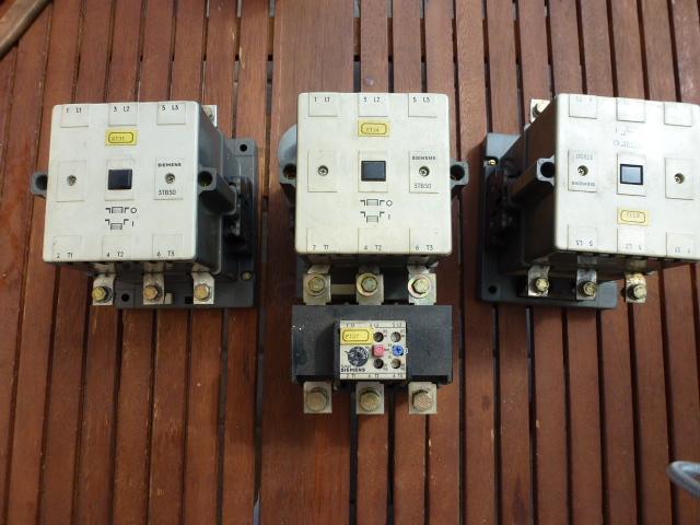 Leistungsschalter Lasttrennschalter NZM 9-250 mit Thermoelement ZM 9-250 - 7