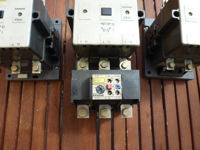 Leistungsschalter Lasttrennschalter NZM 9-250 mit Thermoelement ZM 9-250 - 8