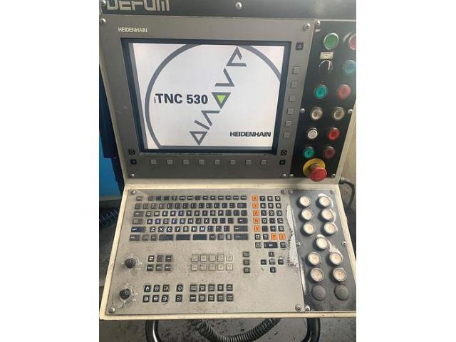 DEFUM DBM 105N CNC Tischbohrwerk mit Heidenhain - 3