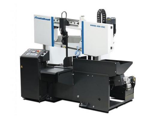 Metallkraft HMBS400 CNC 2-Säulen Metallbandsäge Vollautomat - Bild 2